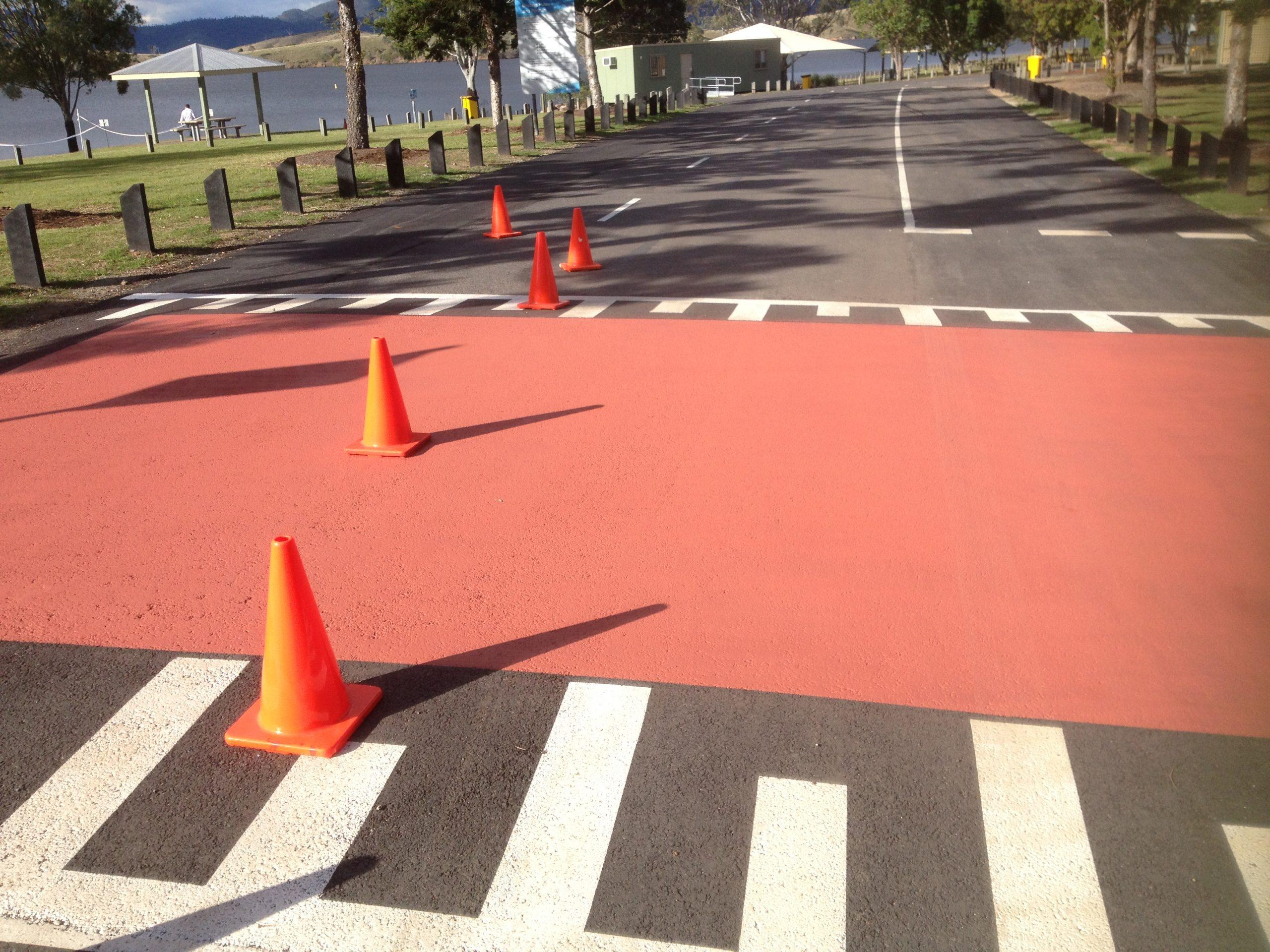 Road Line Marking in Brisbane